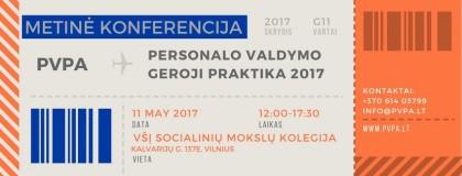konferencijos baneris